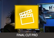 CURSO - FINAL CUT PRO X - PRODUCCION DE VIDEO