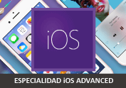 ESPECIALIDAD - IOS ADVANCED DEVELOPER