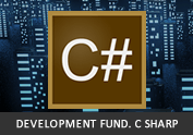 CURSO MICROSOFT VISUAL C SHARP SOFTWARE DEVELOPMENT FUNDAMENTALS