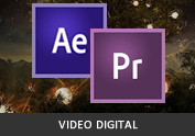 CURSO - PRODUCCION DE VIDEO DIGITAL CC CON CERTIFICACION OFICIAL ADOBE
